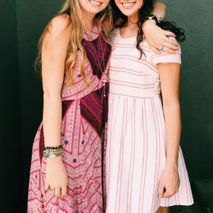 Free People Dress on the left!